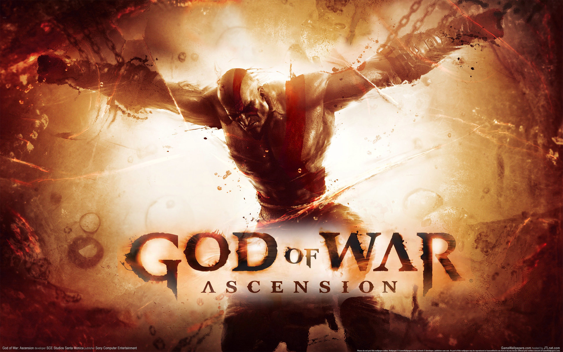 god of war ascension wallpaper hd The Last of Us demo available to owners of God of War Ascension